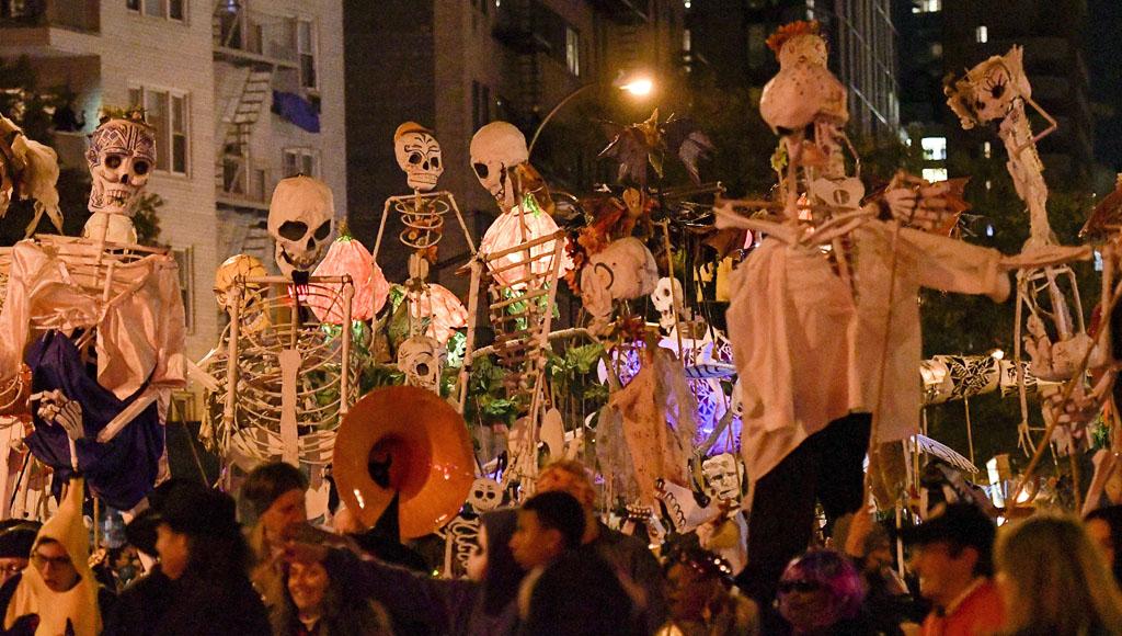 Fiesta de Halloween, 31 octubre