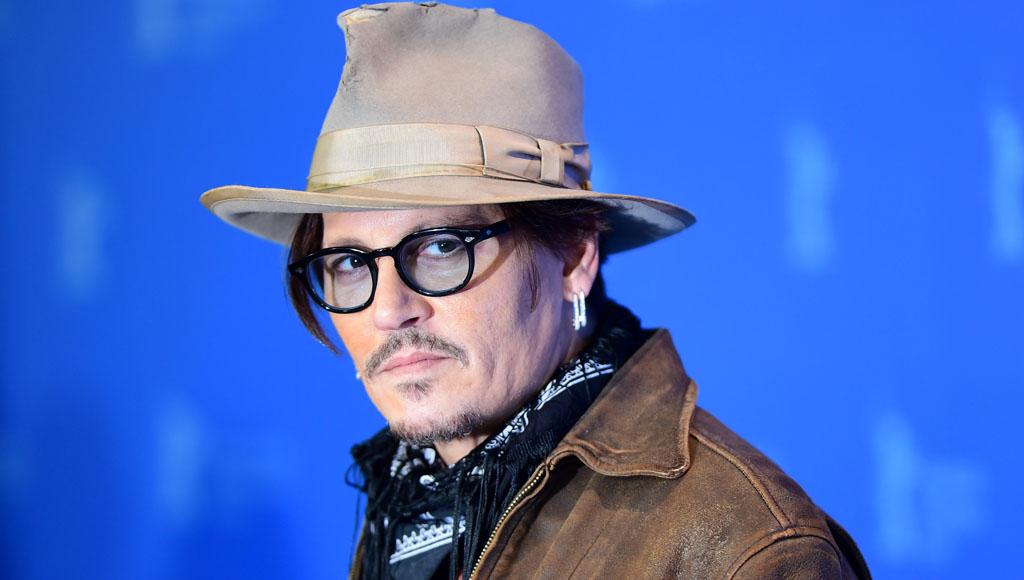 Johnny Depp, 9 de junio
