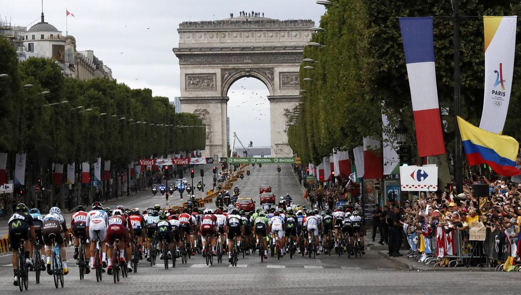 105 º Tour de Francia, 7 de julio