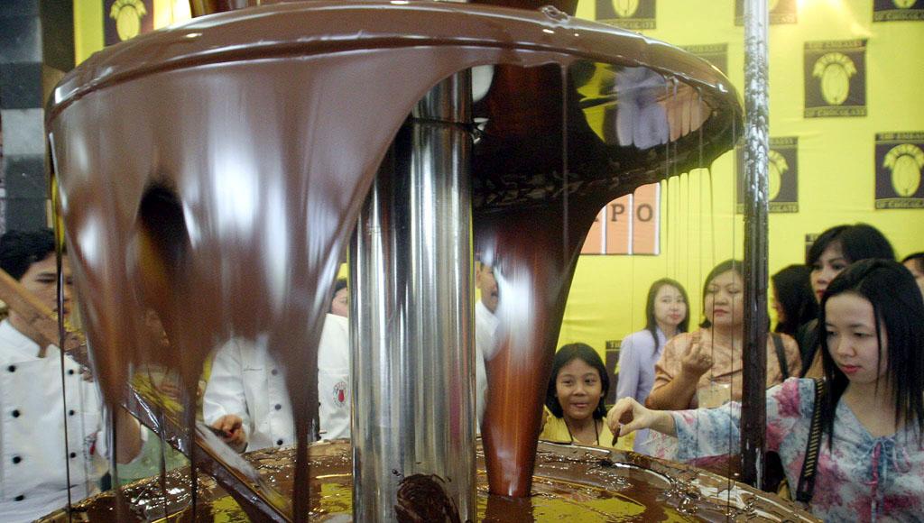 Día Internacional del chocolate, 13S