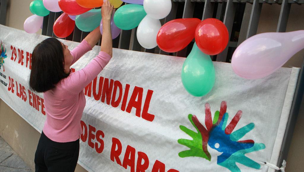 Día de las enfermedades raras, 28 febrero
