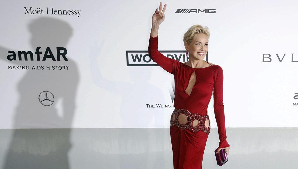 Sharon Stone, 60 años
