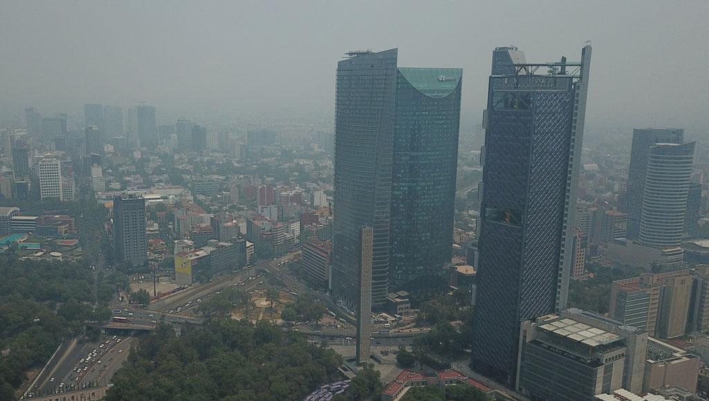Crisis Climática, contaminación
