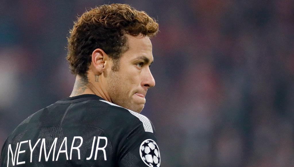 Neymar, 26 años