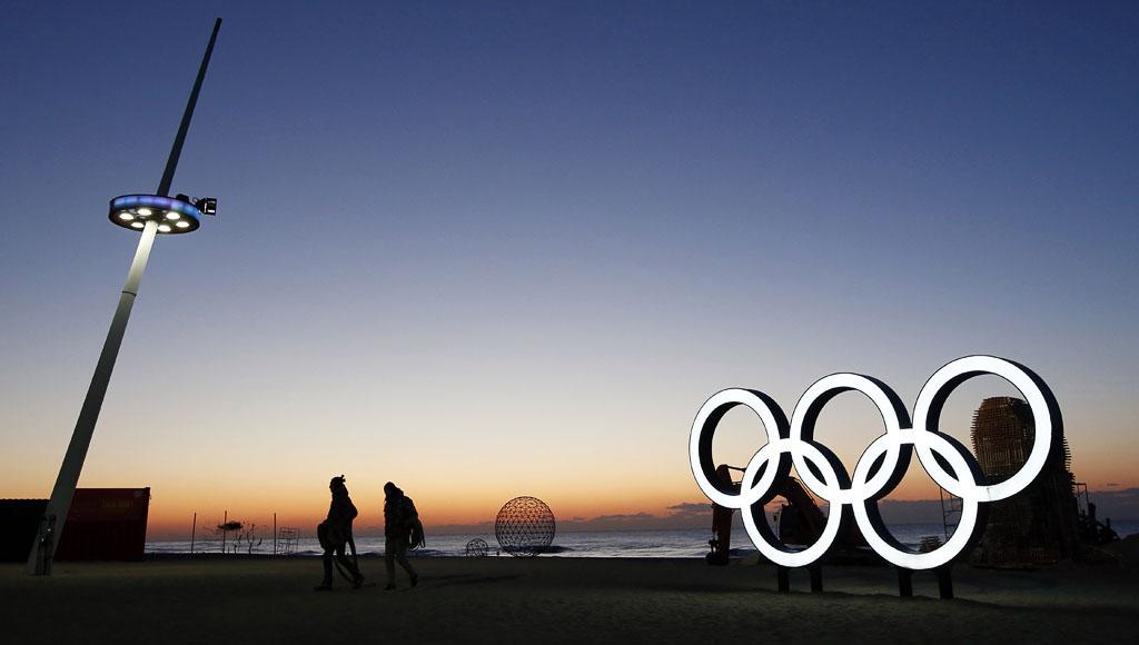 Juegos Olímpicos de Pyeongchang 2018, 9 de febrero