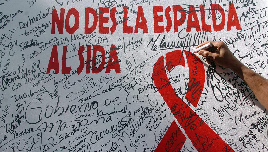 Día Mundial contra el Sida, 1 diciembre