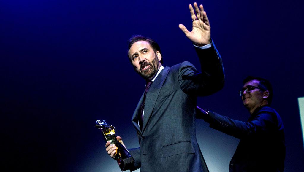 Nicolas Cage, 7 de enero