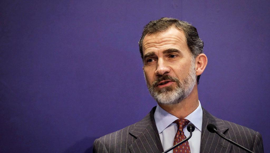 Felipe VI, 50 años