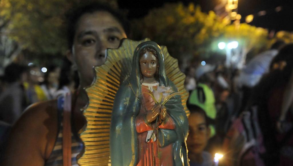 Día Virgen de Caacupé