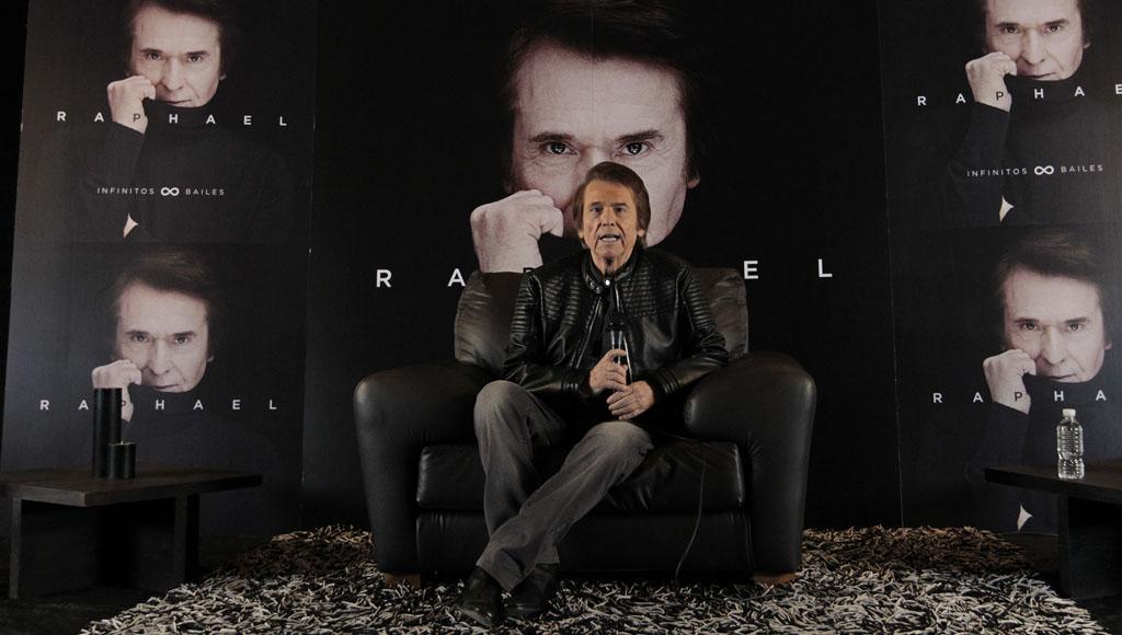 Raphael, 75 años