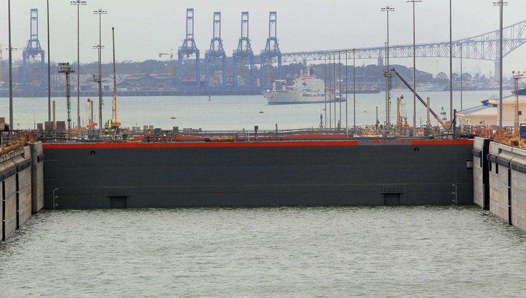 Canal de Panamá ampliación
