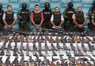 Narcotráfico México