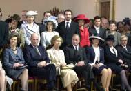 Juan Carlos I: Casas Reales