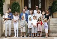 Juan Carlos I: Familiares