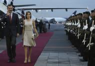 Felipe VI y Letizia: Viajes