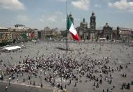 Vida en México DF