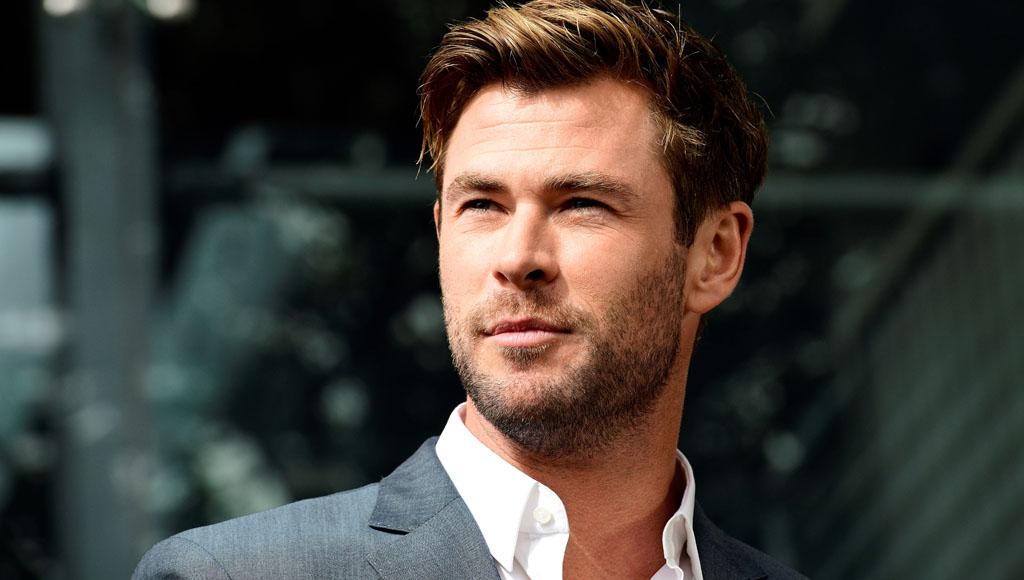 37 cumpleaños de Chris Hemsworth (11 de Agosto)