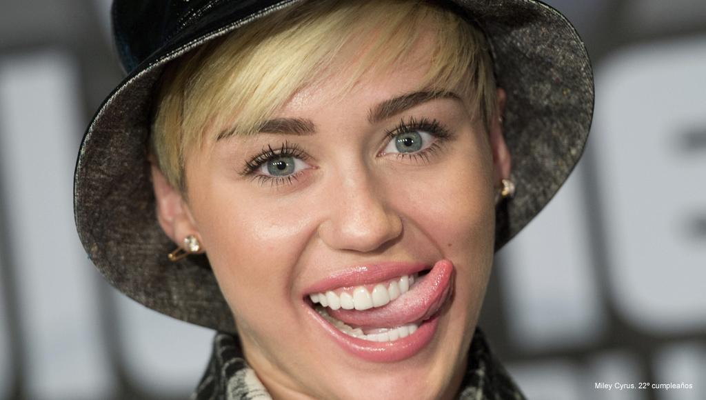 Cumpleaños Miley Cyrus