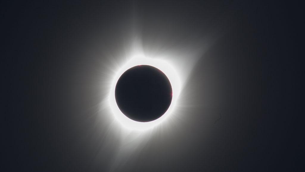 Eclipse total de sol (21 de Agosto)