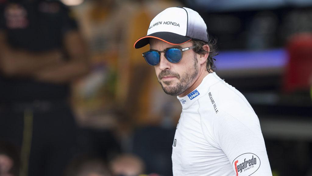 Cumpleaños de Fernando Alonso