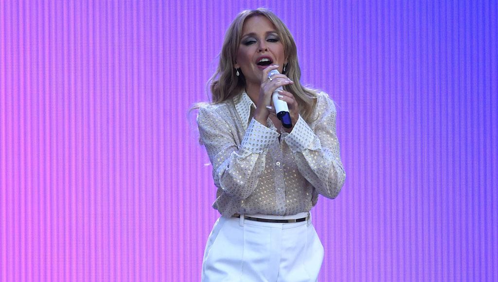 Kylie Minogue cumple 53 años (28 de Mayo)