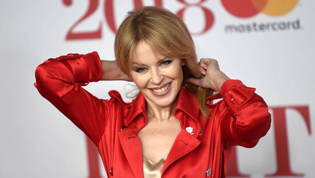 Kylie Minogue cumple 50 años (28 de Mayo)