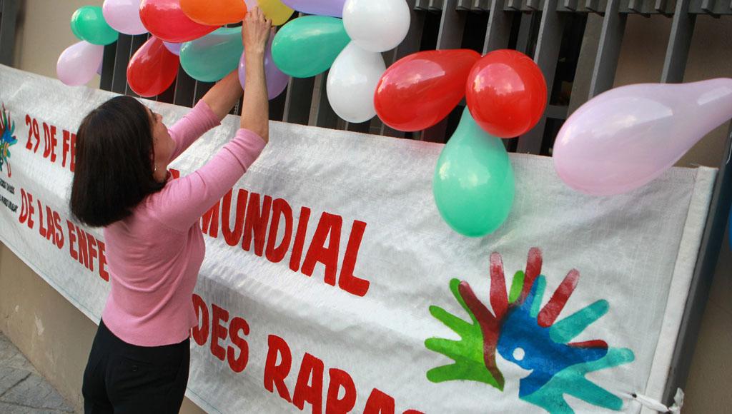 Día Mundial de las Enfermedades Raras (28 de febrero)