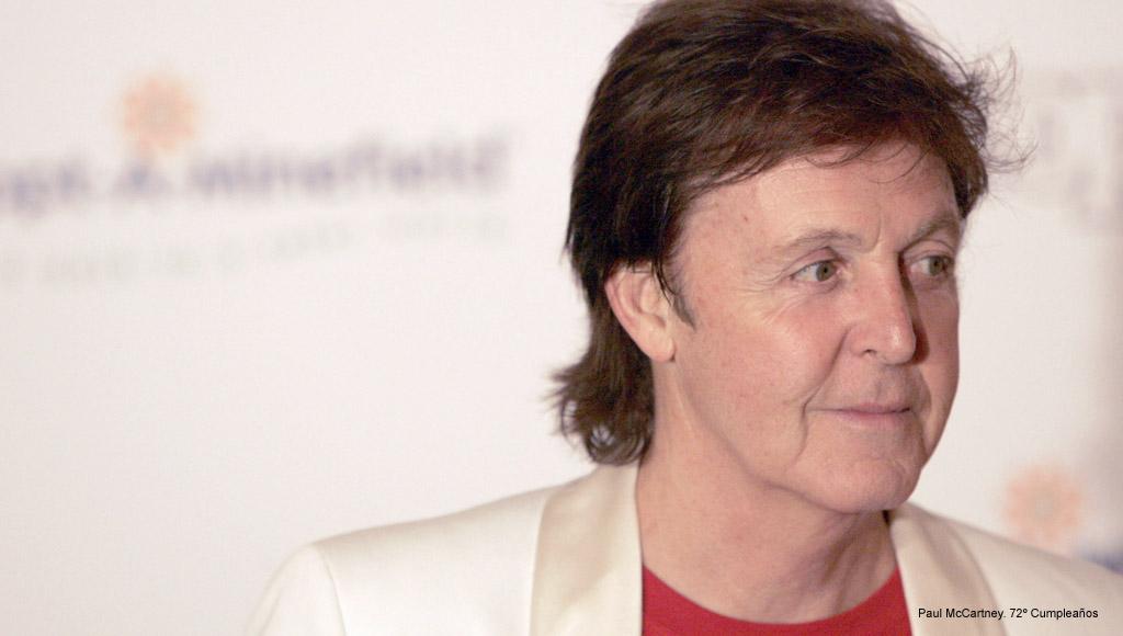 Cumpleaños Paul McCartney