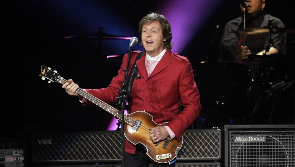Paul McCartney cumple 76 años (18 de Junio)