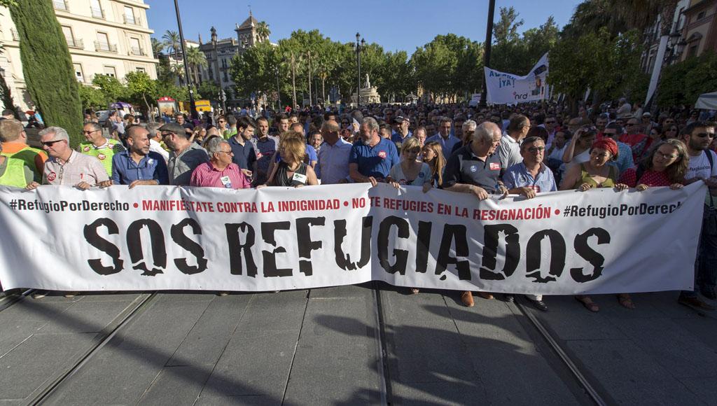 Día Mundial del Refugiado (20 de Junio)