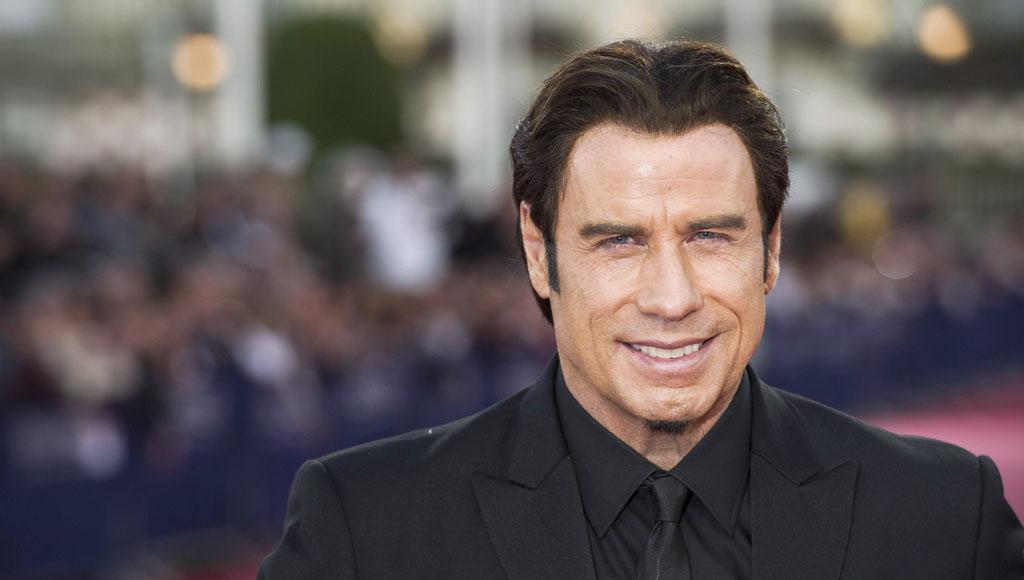 John Travolta cumple 64 años (18 de febrero)