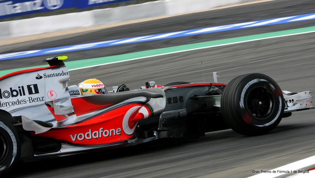 Gran Premio de Fórmula 1 de Bélgica