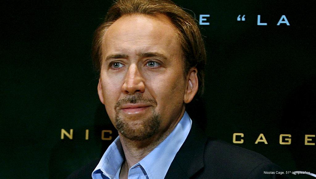 Cumpleaños Nicolas Cage