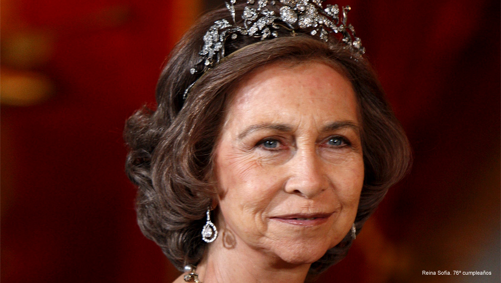 Cumpleaños Reina Sofía