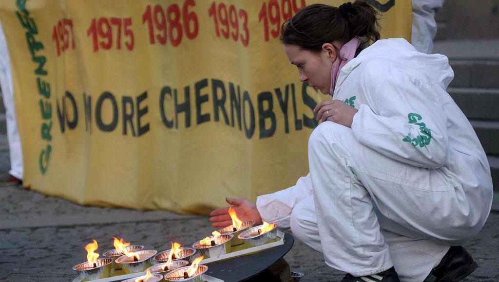 Día del Recuerdo de la Catástrofe de Chernóbil (26 de abril)