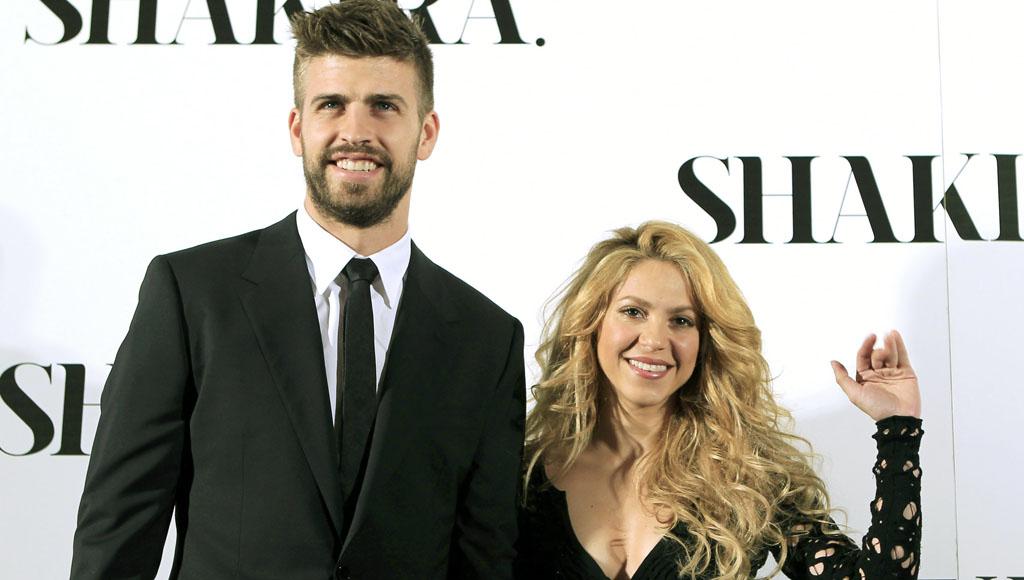 Cumpleaños de Shakira y Gerard Piqué (2 de febrero)