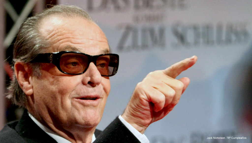 Cumpleaños Jack Nicholson