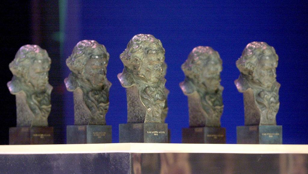 Premios Goya (3 de febrero)