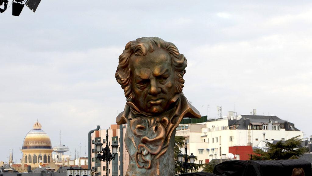 Historia Premios Goya