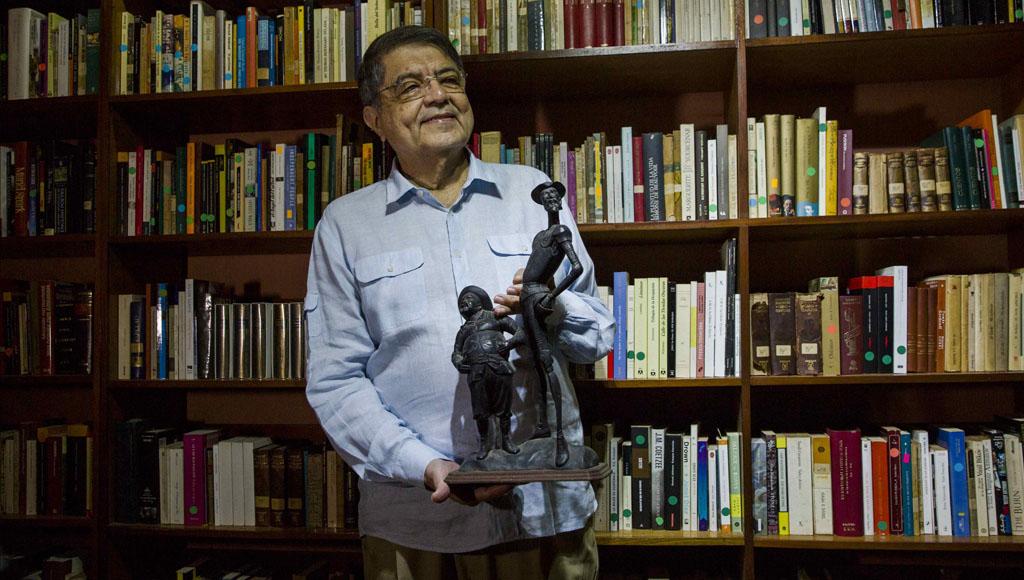 Entrega Premio Cervantes 2017 a Sergio Ramírez (23 de abril)