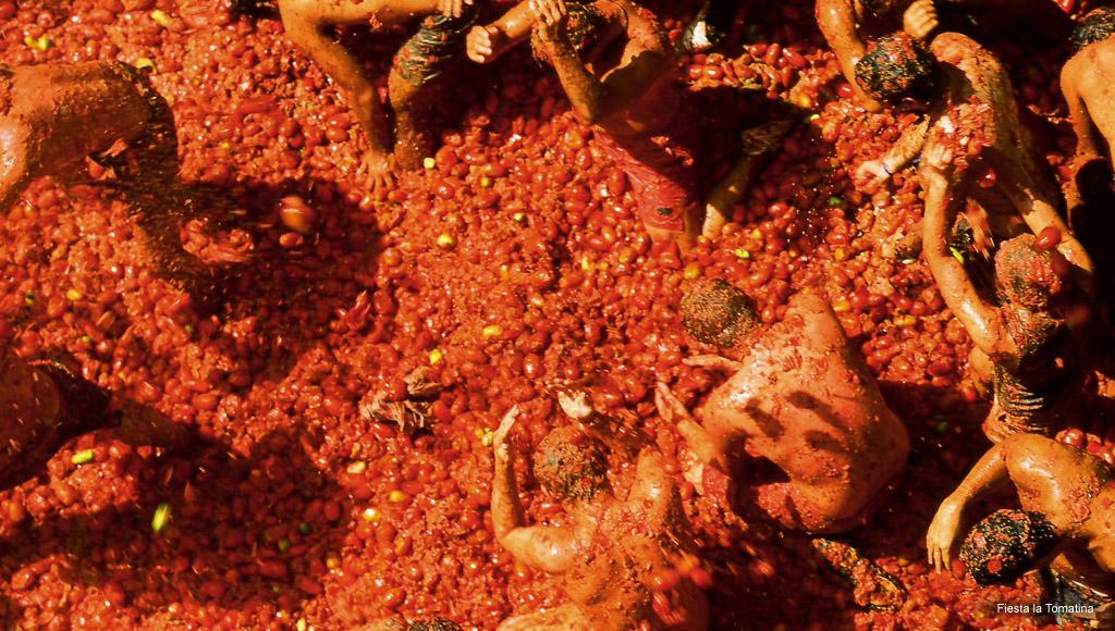 Fiesta la Tomatina