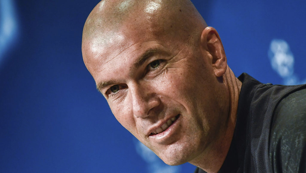 Zinedine Zidane cumple 45 años (23 de Junio)