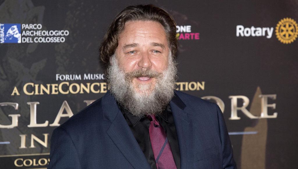 Russell Crowe cumple 57años (7 de Abril)