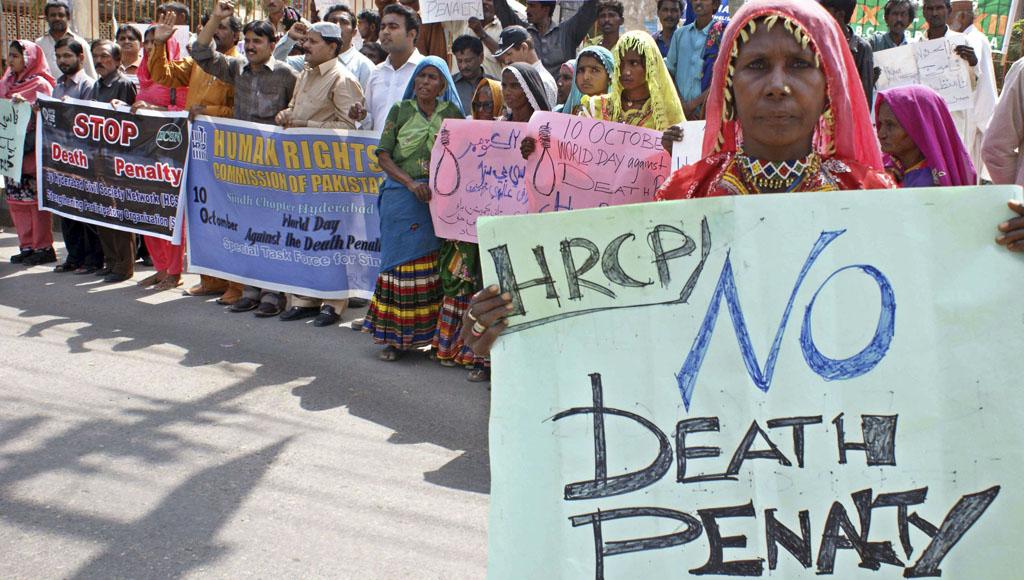 10 de octubre, Día Mundial contra la Pena de Muerte