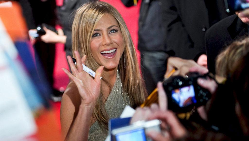 48 cumpleaños de la actriz Jennifer Aniston