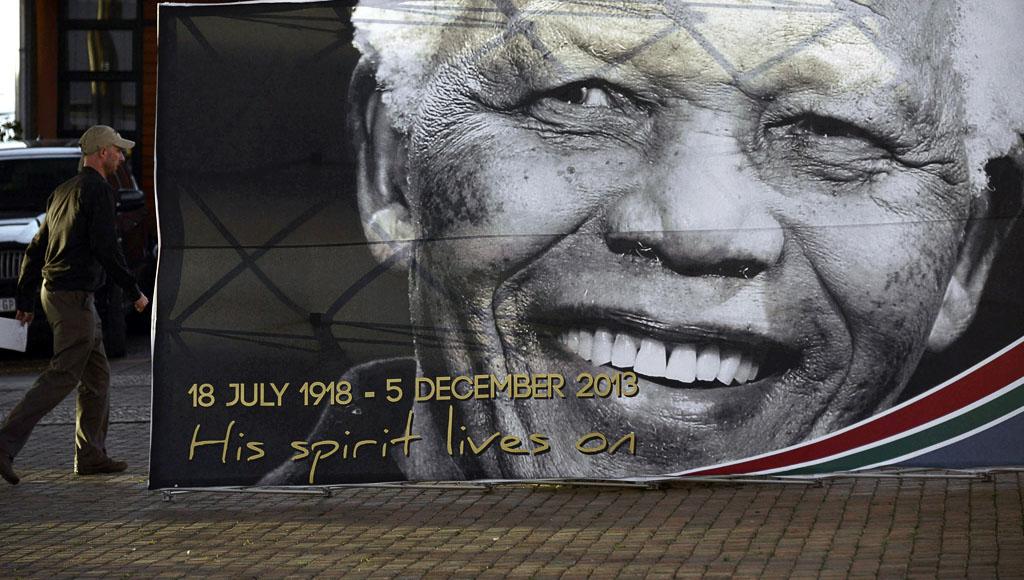 Día Internacional de Nelson Mandela (18 de Julio)