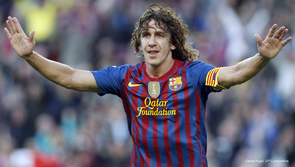 Cumpleaños Carles Puyol