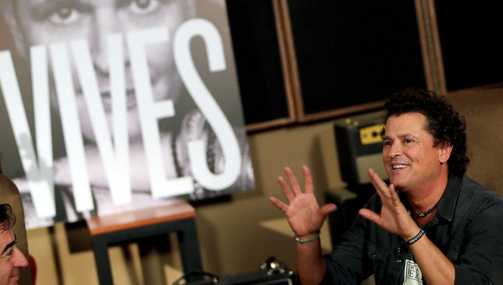 Carlos Vives, 60 años, 7 de agosto