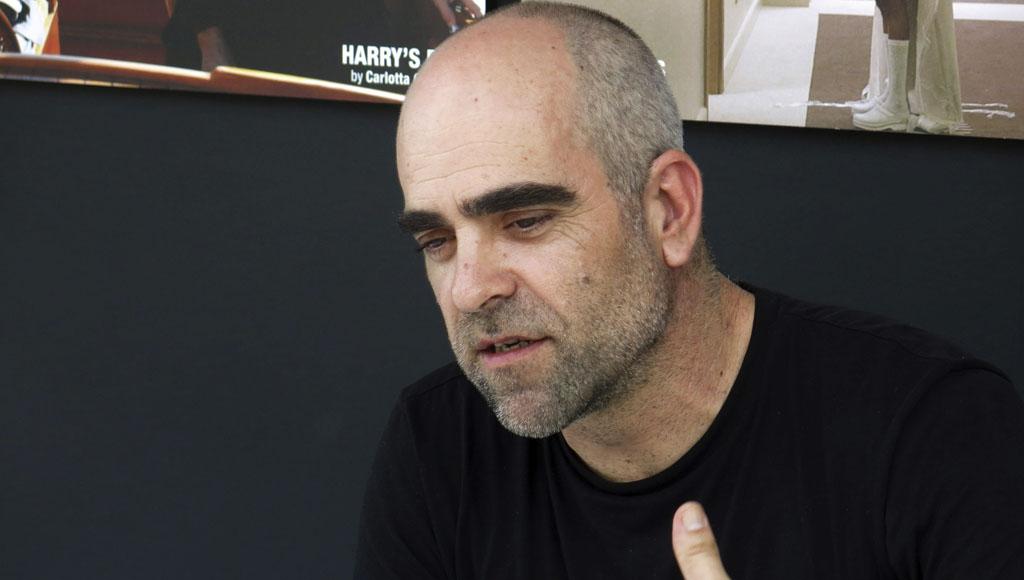 El actor Luis Tosar cumple 46 años (13 de Octubre)