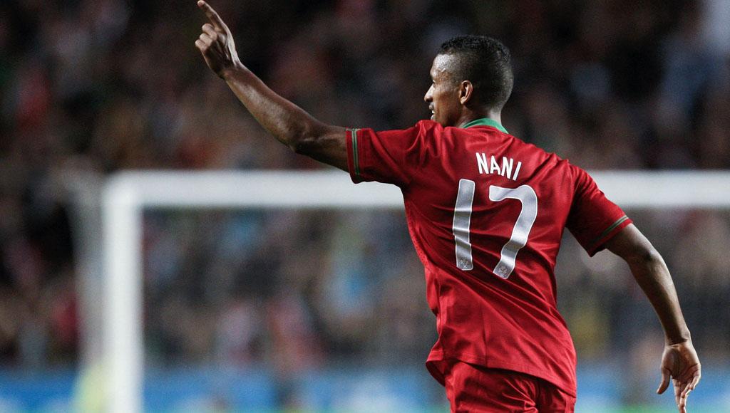 32 Cumpleaños futbolista Luis Nani (17 de Noviembre)